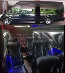 Luxury Van Rental Atlanta