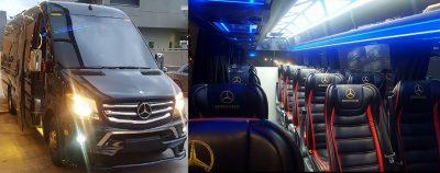 20 Passenger Van Atlanta