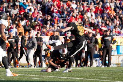Georgia Bulldogs football game day